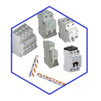EFAPEL magnetotérmicos Modus 55